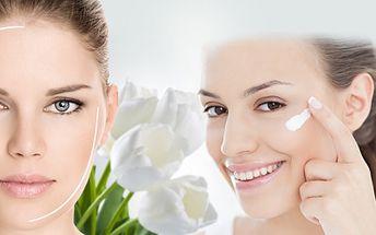 90min. KOSMETICKÉ ošetření pleti profesionální BIO kosmetikou! Dokonalé čistění pleti, úprava obočí, barvení obočí i řas, maska a masáž! Nyní jen 290 Kč ve studiu Accent!
