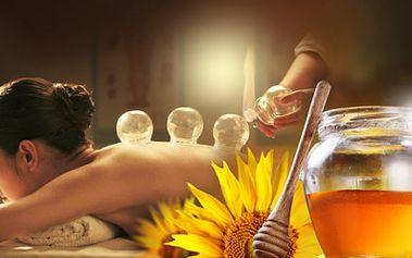 MEDOVÁ masáž nebo BAŇKOVÁNÍ ve studiu ProVitty, v centru Olomouce! 60minutový relax za pouhých 249 Kč! Odstraňte bolesti, celulitidu a další neduhy!