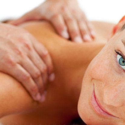 Báječná relaxace dle vlastního výběru - 2 x 60 minut KLASICKÉ nebo SPORTOVNÍ REKONDIČNÍ masáže