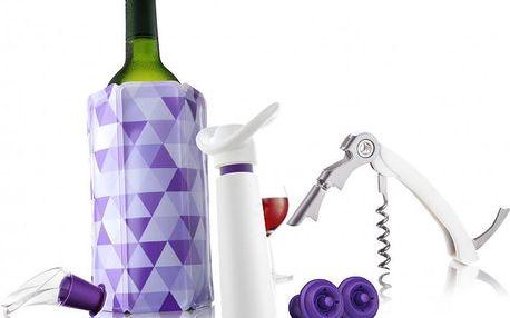 Vacuvin Vinný set