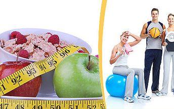 Komplexní analýza složení Vašeho těla přístrojem InBody a osobní konzultace s výživovým poradcem