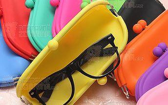 Silikonové pouzdro na brýle - více barev a poštovné ZDARMA! - 14509819