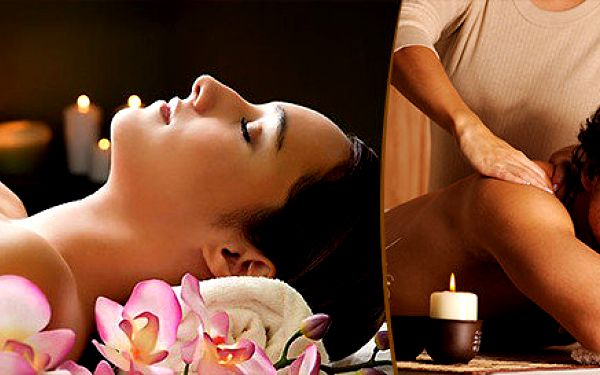 Regenerace a relax pro vaše tělo - 120 minut