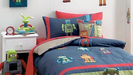 Originální povlak na postel 140x200 cm a povlak na polštář 60x70 cm