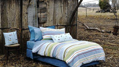 Bavlněný povlak na postel Junior 120x150 cm a povlak na polštář 60x70 cm