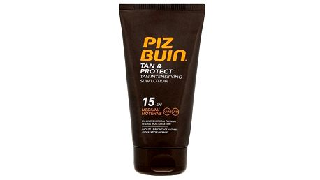 Piz Buin Tan+Protect Lotion SPF15 150ml