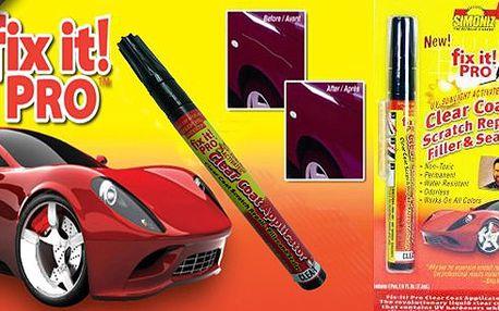 Fix It PRO - korekční tužka na opravu škrábanců na karoserii auta. Škrábance na autě budou minulostí! Lze aplikovat na všechny barvy laku! Zkuste to a přesvědčte se o neuvěřitelné účinnosti a jednoduchosti sami!!!