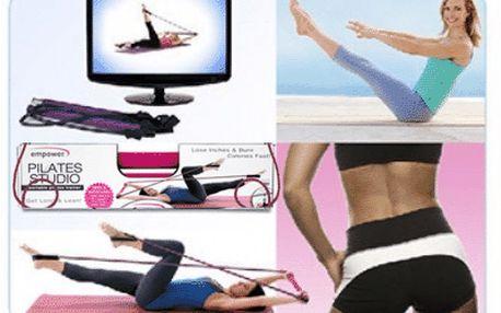 Přenosné Pilates studio pro milovníky cvičení