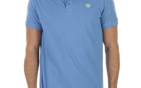Pánské světle modré polo triko Bendorff