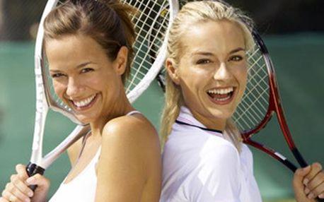 Celých 120 minut hry tenisu v atraktivní lokalitě poblíž centra Brna.