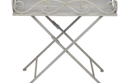 Kovový stolek Provence