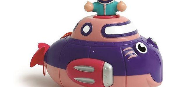 WOW Fialová ponorka