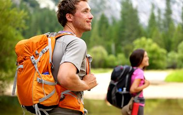 Letní dovolená v Krkonoších pro DVA na 3 dny s polopenzí a zábavou