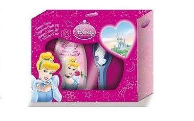 Princess dárková sada - Šampón & sprchový gel + EDT