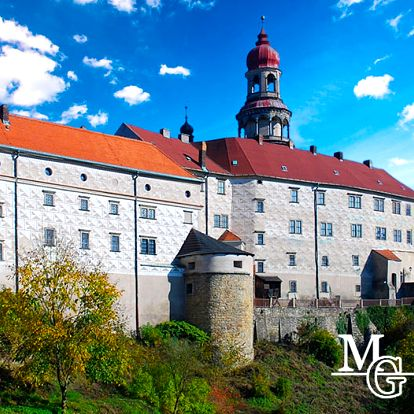Adršpach – hotel s polopenzí blízko historického centra Náchoda
