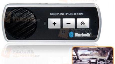 Bluetooth handsfree do auta a poštovné ZDARMA! - 13708099