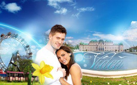 Luxusní TŘÍ NEBO ČTYŘDENNÍ pobyt přímo v centru Vídně ve 4* Hotelu Tourotel Mariahilf pro DVĚ osoby již od 3990 Kč! Voucher zahrnuje bohaté snídaně a je možné jej využít 1 ROK! Poznejte historické památky a užijte si skvělé nákupy!
