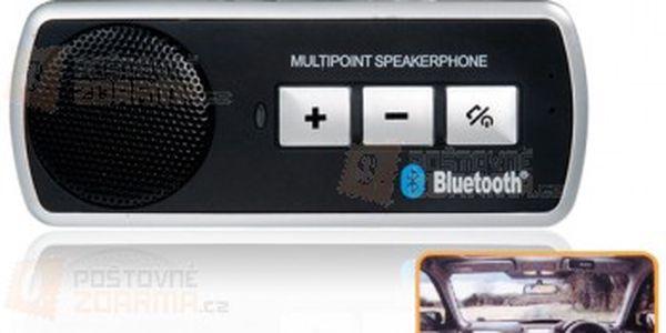 Bluetooth handsfree do auta a poštovné ZDARMA! - 13308099