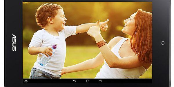Perfektně vyladěný tablet Asus MeMO Pad ME173X-1A083A 16GB bílý