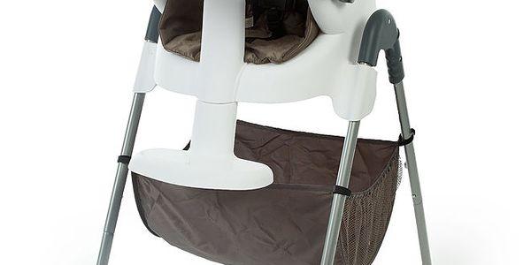 Jídelní židlička Papiwi PAPI KHAKI