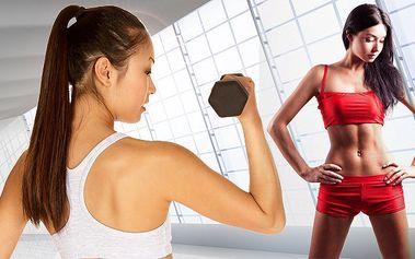 Fitness Praha – permanentka do Ladies Fitness