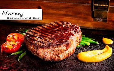 Autentická italská restaurace Marea! Ochutnejte vybrané speciality jako těstoviny nebo rizota a řadu druhů mas podle originálních italských receptur s 50% slevou! Skvělé místo pro pracovní schůzku i slavnostní rodinnou večeři přímo v centru Prahy 1!