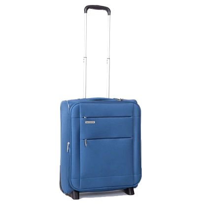 Modrý kabinový kufr Ravizzoni