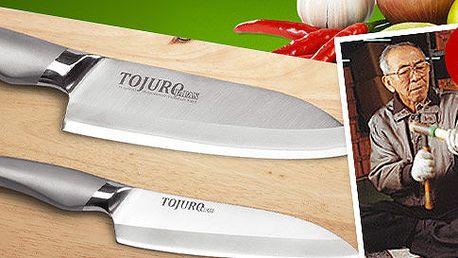 Profesionální japonské nože Santoku