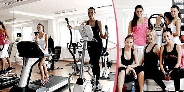 2x vstup do dámského fitness Hany Bany
