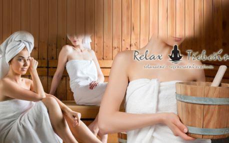 PRIVÁTNÍ SAUNA pro 2 nebo 4 osoby na 90 minut od 299 Kč na Praze 3! Podpořte svůj imunitní systém a užijte si saunování v soukromí s naší báječnou 50% slevou!