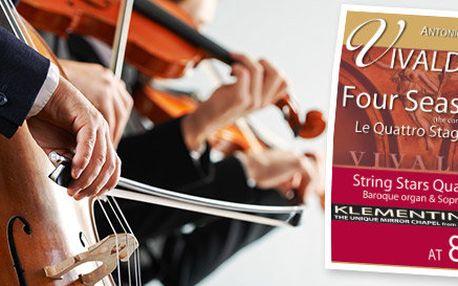 A. Vivaldi - Čtvero ročních dob
