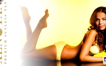 Luxusní samoopalovací nástřik těla. Buďte připraveni na léto a buďte krásně opálení! Navštivte kosmetickýRetro salon v Českých Budějovicích, který jediný nabízí bezpečné opálení.