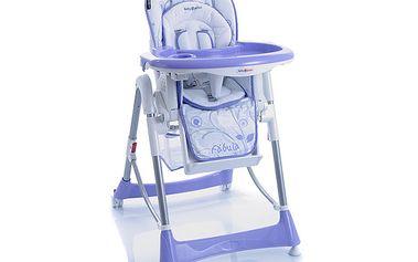 Židlička Babypoint Fábula fialová