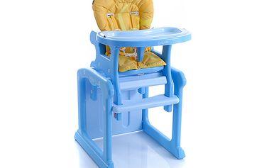 Židlička Babypoint Gracia modrá