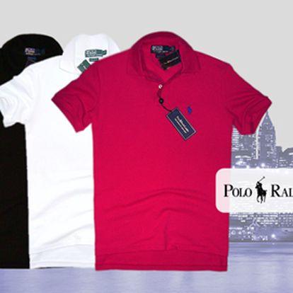 Pánské tričko Polo Ralph Lauren za 999 Kč!