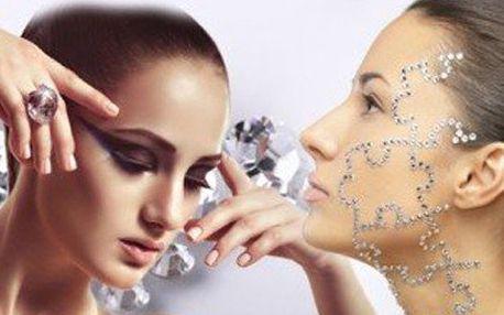 Diamantová mikrodermabraze – briliantový lesk zdravé pleti