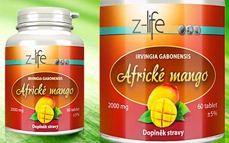 Africké mango: v USA oblíbené pro hubnutí a snižování cholesterolu