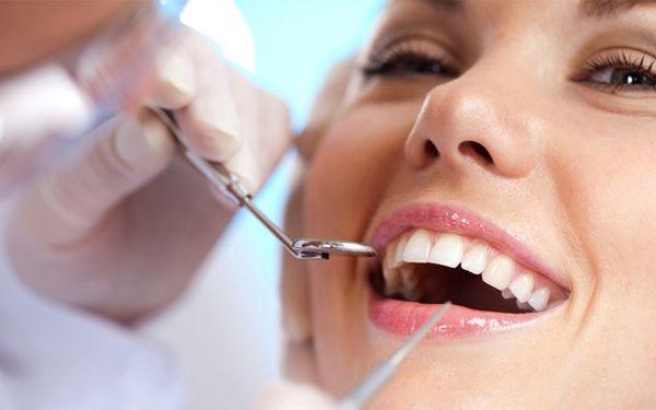 Dentální hygiena a fluorizace 55% sleva