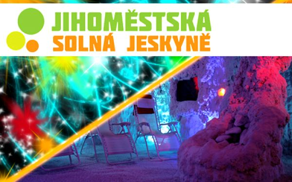 Permanentky do Jihoměstské solné jeskyně od 139 Kč!