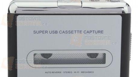 Zařízení pro digitalizaci audiokazet a poštovné ZDARMA! - 13907149