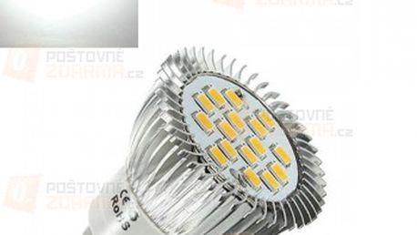 6,5 W LED žárovka s 16 LED diodami (patice E14) a poštovné ZDARMA! - 13609966