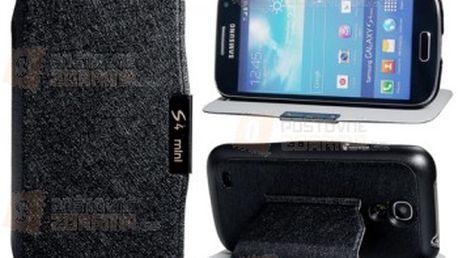 Ochranné pouzdro pro Samsung Galaxy S4 Mini - černá, zelená nebo růžová barva a poštovné ZDARMA! - 13609964