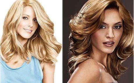 !!!AMERICKÝ VÍCEBAREVNÝ MELÍR - Americký melír včetně profesionálního střihu, regeneračního ošetření, foukání a závěrečného stylingu. Jednotná cena pro všechny délky vlasů.