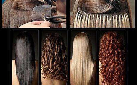 !!!SLEVA NA PRODLOUŽENÍ VLASŮ JEN ZA1499,-BONUS ..... při zakoupení 150 pramenů, následné POSUNUTÍ ZDARMA!!! - Využijte bezkonkurenční slevu na prodloužení vlasů! 50 pramenů za 1499 Kč! Dopřejte svému účesu po příjemnou obměnu! Pravé lidské vlasy nejlepší kvality!