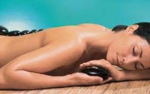60 minutová luxusní masáž lavovými kameny - hodinová masáž jen za 179,- kč, dokonalý prožitek, harmonizace, relaxace , ale i pozitivní léčivé účinky. Při zakoupení čtyř kuponů dostanete od nás pátý zdarma!!