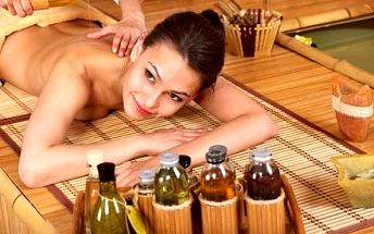 Propracovaná kombinace masážních postupů pro uvoln...