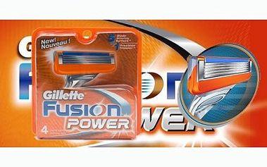 4 kusy náhradních břitů Gillette fusion power. Dokonale hladká pleť díky 5 břitům s patentovaným povrchem ostřím! Perfektní oholení bez podráždění pokožky za cenu, kterou budete jen těžko hledat.