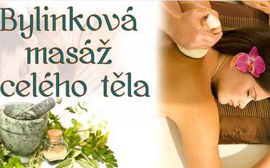 Levandulová masáž z Provence, bylinková nebo mořská 90 minutová masáž jen za 399 Kč. Až do 30.9.