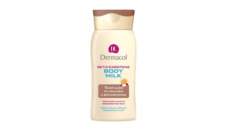Tělové mléko s beta-karotenem 200 ml