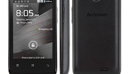 Smartphone Lenovo A269 Elegantní, malý a lehký smartphone.